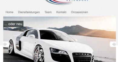 """Marketing: Siguria e veturës suaj në Zvicër ka një emër, """"Autobiti"""" – Thun"""