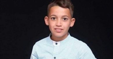 Vritet në ditëlindjen e tij nga ushtria izraelite