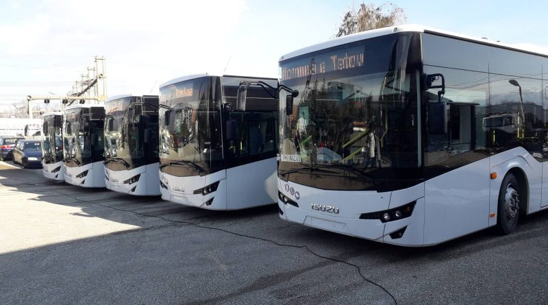 Më në fund Tetova bëhet me autobusë!
