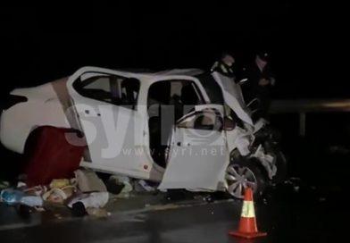 Familja nga Zvicra vdes në një aksident – fëmija (3) në Spital